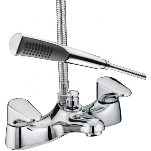 Bristan Showers - Jute Bath Shower Mixer