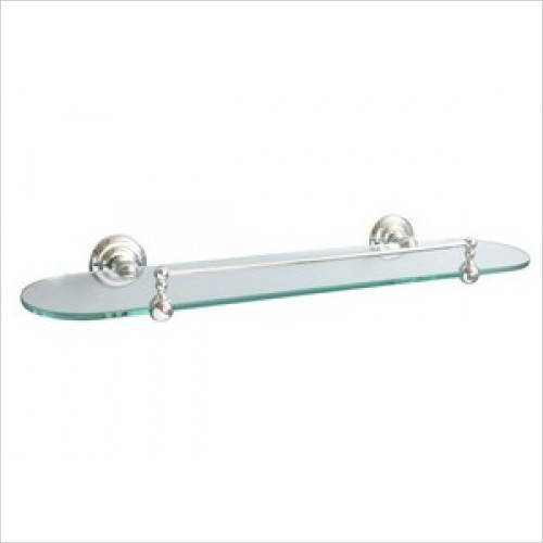 Miller Accessories - Richmond Glass Shelf