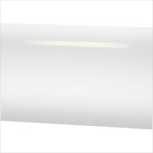 Duravit Accessories - Ketho Bathroom Mirror With Lighting 750x1200x41mm