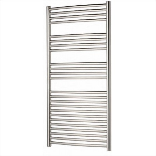 Radox Radiators - Premier XL Curved Towel Warmer - 800 x 500mm