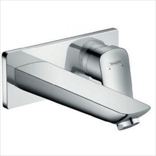 Hansgrohe Taps - Logis Single Lever Basin Mixer For Concealed Installation