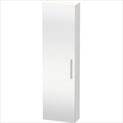 Duravit Furniture - Vero Tall Cabinet 1760x500x240mm LH