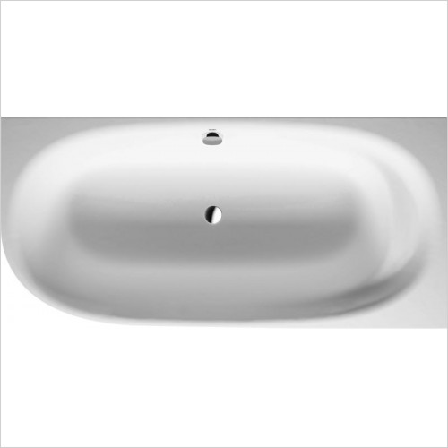 Duravit Baths - Cape Cod Bathtub 1900x900mm Corner Right