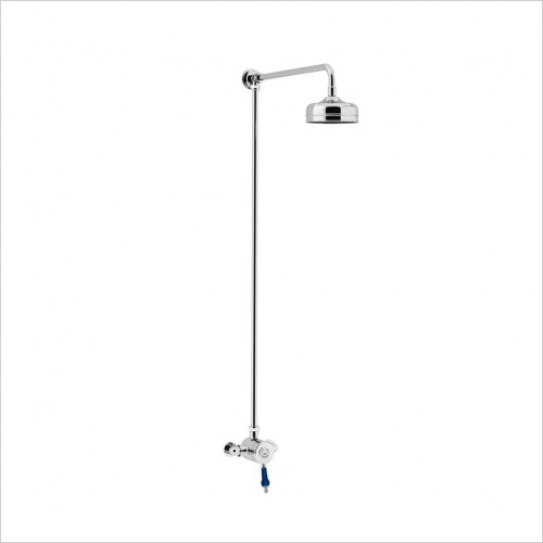 Heritage Showers - Glastonbury Exposed Shower Kit
