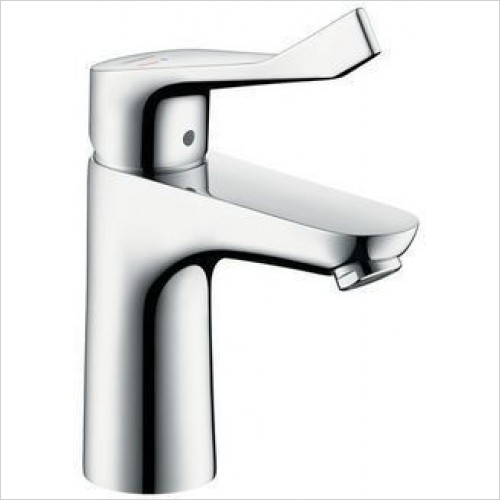 Hansgrohe Taps - Focus Care 100 Basin CoolStart W/O Waste