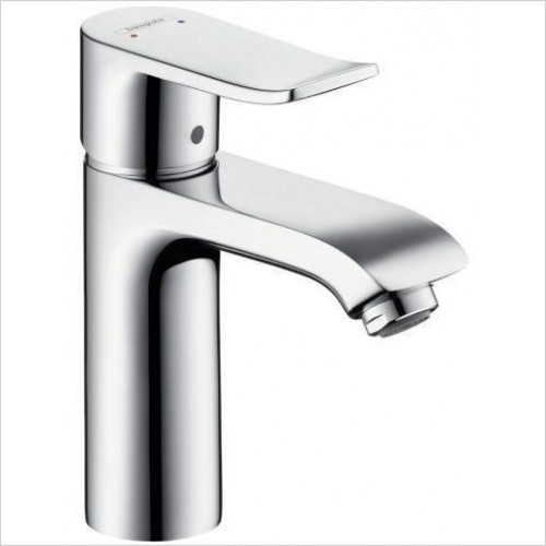 Hansgrohe Taps - Metris Single Lever Basin Mixer 110