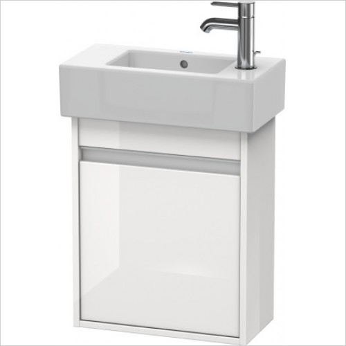 Duravit Furniture - Ketho Vanity Unit 225x450mm  - Right Handed - KT6629R