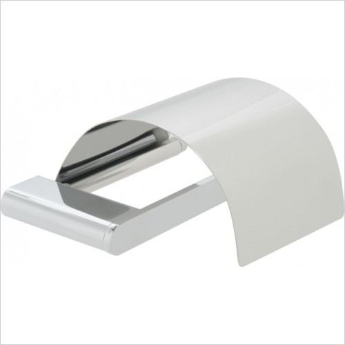 VADO Accessories - Photon Covered Paper Holder Wall Mounted