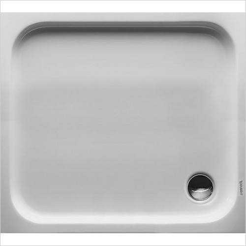 Duravit Showers - D-Code Shower Tray 1000x900mm Rectangle - 720107