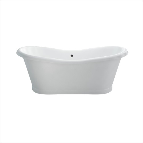 Burlington Baths - Admiral Bath 1640 x 710mm