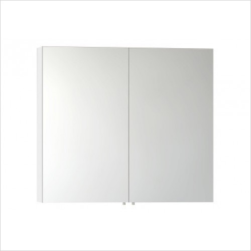 Vitra Furniture - S50 Classic Mirror Cabinet 100cm