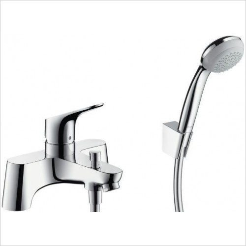 Hansgrohe Showers - Focus Rim Mounted Bath Shower Mixer