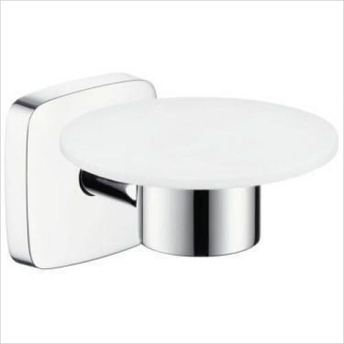 Hansgrohe - Accessories - Puravida Bathroom Soap Dish Stand