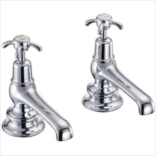 Burlington Taps - Anglesey Regal Bath Taps