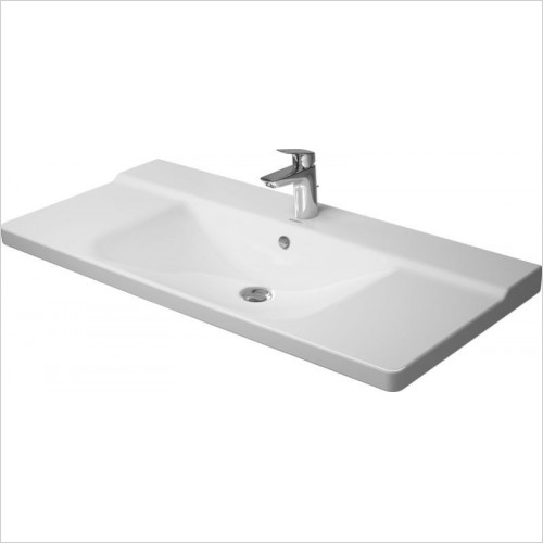 P3 Comforts Furniture Basin 1050mm 3TH