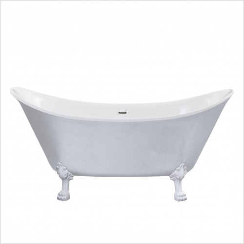 Heritage Bathtubs - Lyddington Freestanding Bath 0TH Including Feet