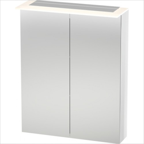 Duravit Furniture - X-Large Bathroom Mirror Cabinet 760x600x138