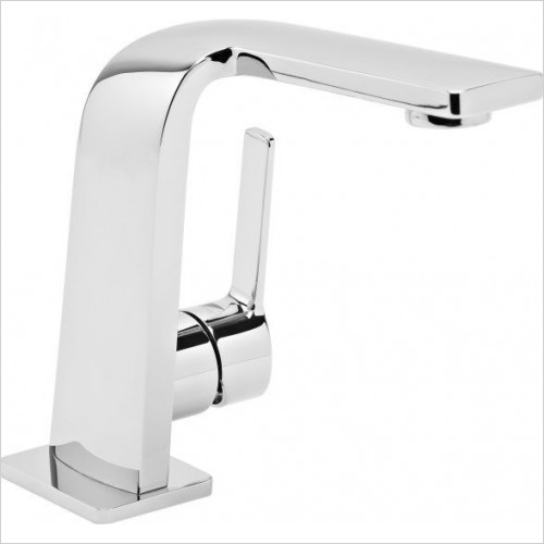 Poise Basin Mixer With Click Waste