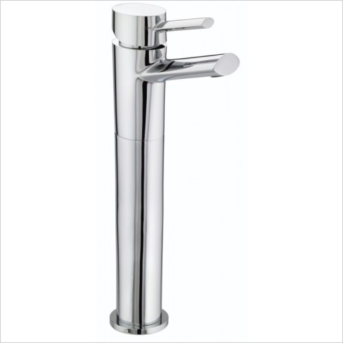 Oval Tall Basin Mixer Without Waste