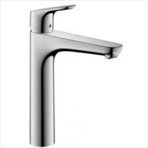 Hansgrohe Taps - Focus E2 Basin Mixer 190 Without Rod