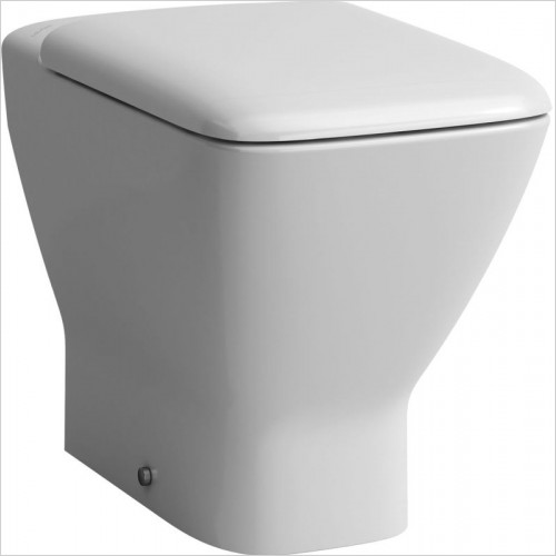 Laufen Toilets - Palace Floorstanding WC Pan