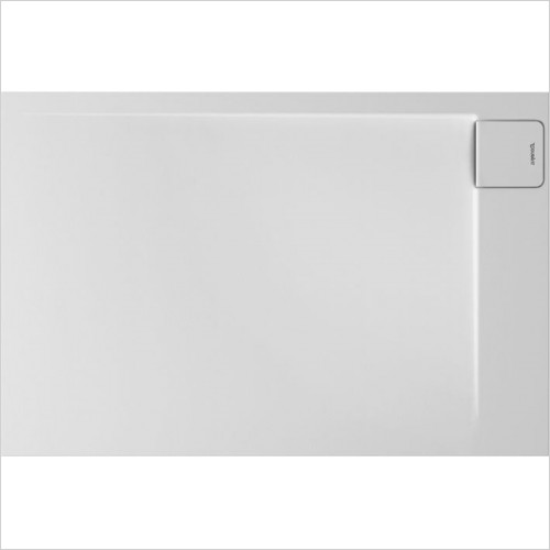 Duravit Showers - P3 Comforts Shower Tray 1200x800mm Rectangle Corner Right