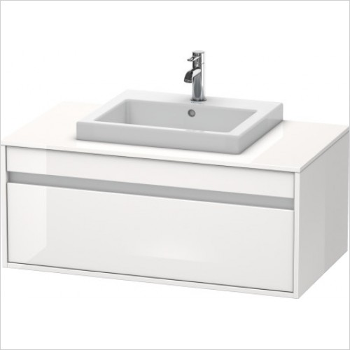 Duravit Furniture - Ketho Vanity Bathroom Unit 550x1000mm