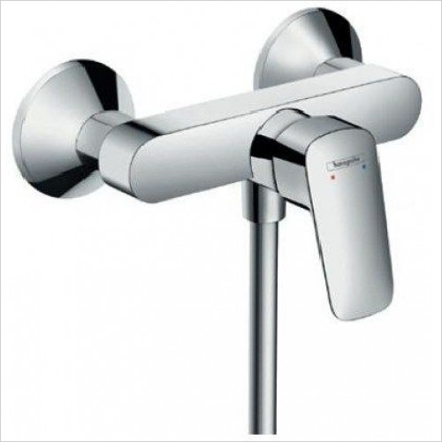 Hansgrohe Showers - Logis Single Lever Shower Mixer For Exposed Installation