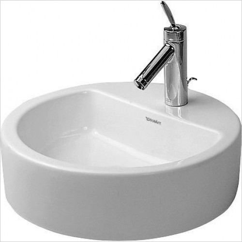 Duravit - Basins - Starck 1 Above Counter Basin 480mm