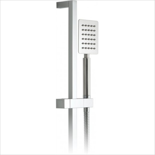 VADO Showers - Aquablade Slide Rail Shower Kit