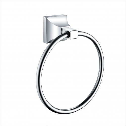 Heritage Accessories - Chancery Towel Ring