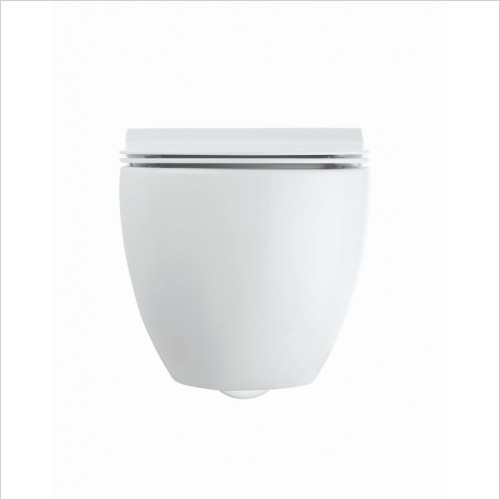 Crosswater Toilets - Glide II Wall Hung Toilet Rimless 46