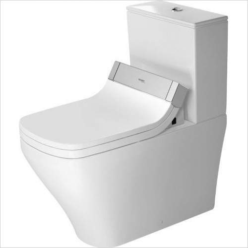 Duravit - Toilets - DuraStyle Toilet Close-Coupled 720mm Washdown Vario Outlet