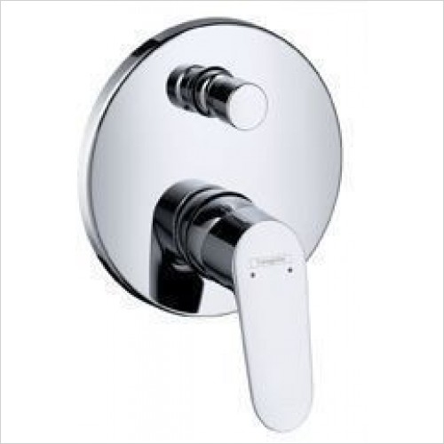 Hansgrohe Showers - Focus E2 Bath Mixer Finish Set