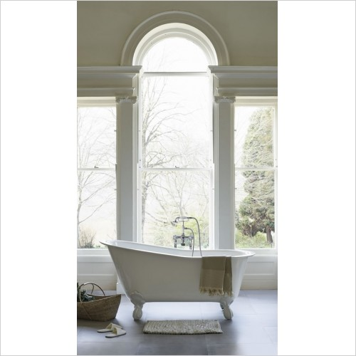 Clearwater Baths - Romano Grande Clearstone Bath 1690 x 750mm