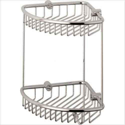 Roper Rhodes Accessories - Sigma Double Corner Basket