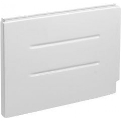 Duravit Optional Extras - D-Code Side Panel 700mm Left