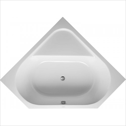 Duravit Baths - D-Code Bathtub 1400x1400mm Corner