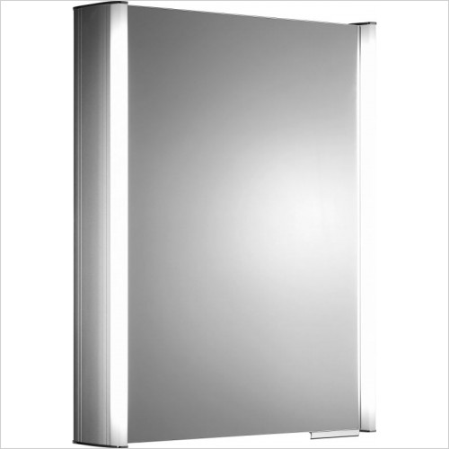 Roper Rhodes Furniture - Ascension Plateau Single Mirror Glass Door Cabinet