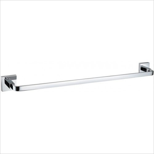Bristan Accessories - Square Towel Rail