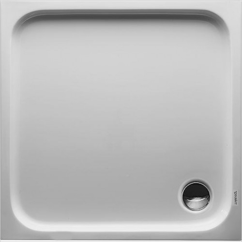 Duravit Showers - D-Code Shower Tray 900x900mm Square - 720102