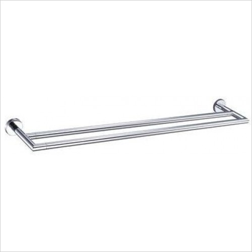 Minimax Double Towel Rail