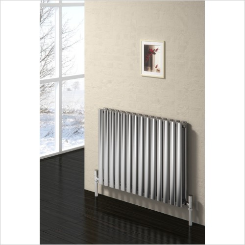 Reina Radiators - Nerox Double Radiator 600 x 826mm - Central