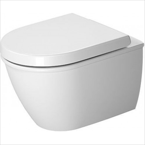 Duravit - Toilets - Darling New Toilet Wall Mounted Compact Washdown