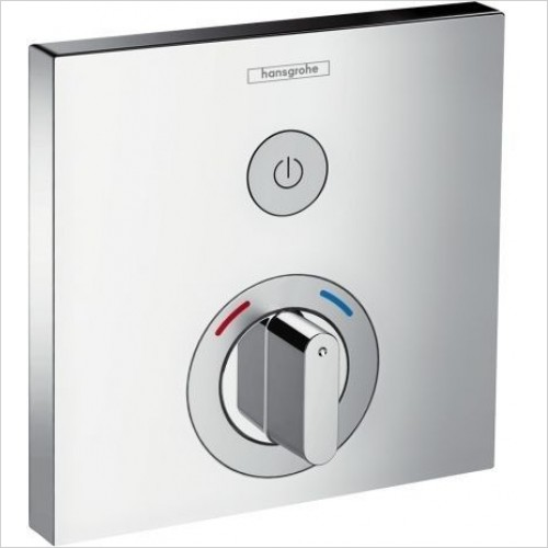 Hansgrohe Showers - Shower Select Mixer For Concealed Installation 1 Outlet