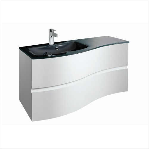 Crosswater Bathroom Furniture - Svelte 1000 S Basin Unit