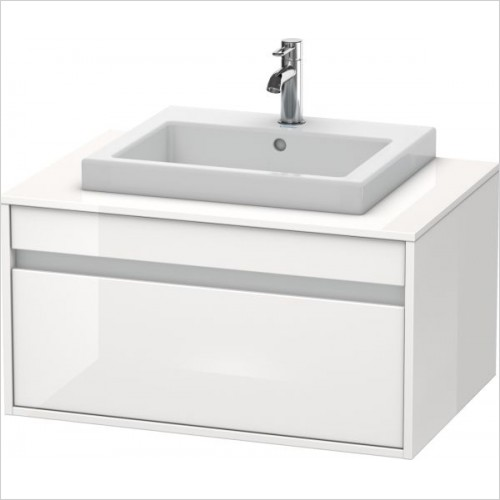 Duravit Furniture - Ketho Bathroom Vanity Unit 550x800mm