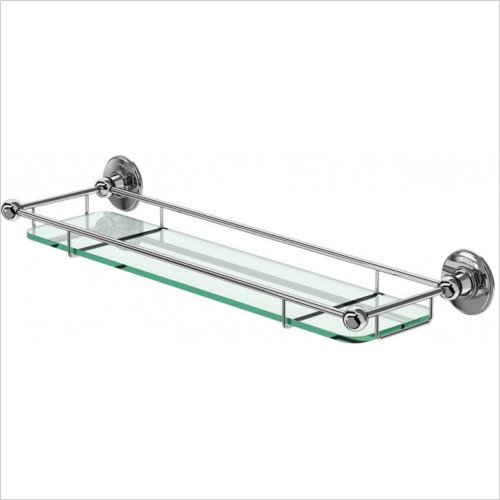 Burlington Accessories - Shelf With Rail