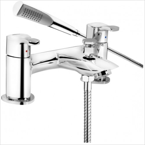 Bristan Showers - Capri Bath Shower Mixer