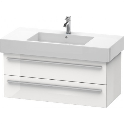 Duravit Furniture - X-Large Vanity Unit 448x1000x468mm Wall Mounted